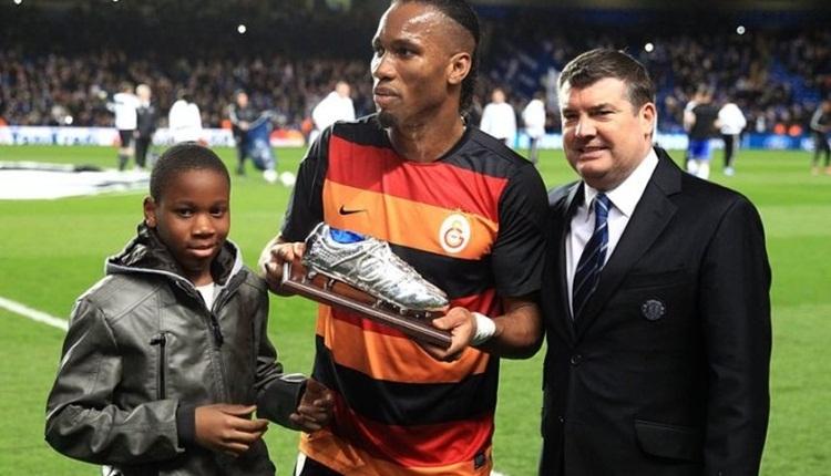 Drogba'nın oğlu Fransa'ya transfer oldu