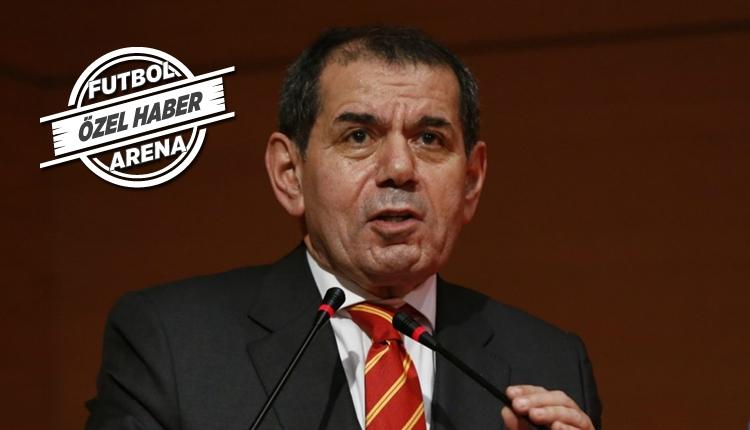 Dursun Özbek'in başkan adaylığı için kafasındaki plan