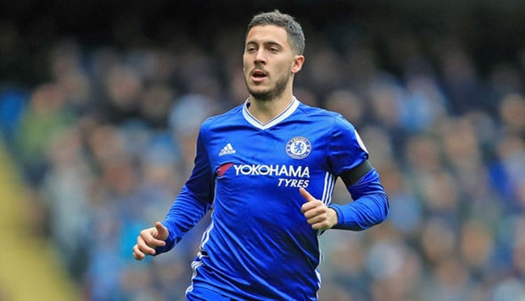 Eden Hazard, 'En iyi Belçikalı' seçildi