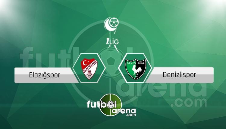 Elazığspor - Denizlispor maçı saat kaçta, hangi kanalda? (İddaa Canlı Skor)