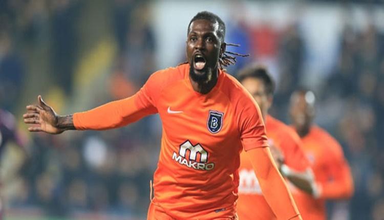 Emmanuel Adebayor, Fenerbahçe'nin golcülerini solladı