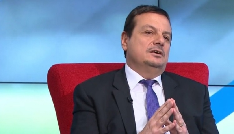 Ergin Ataman: 'Galatasaray'ın basketboldaki başarısı bazı çevreleri rahatsız etti'
