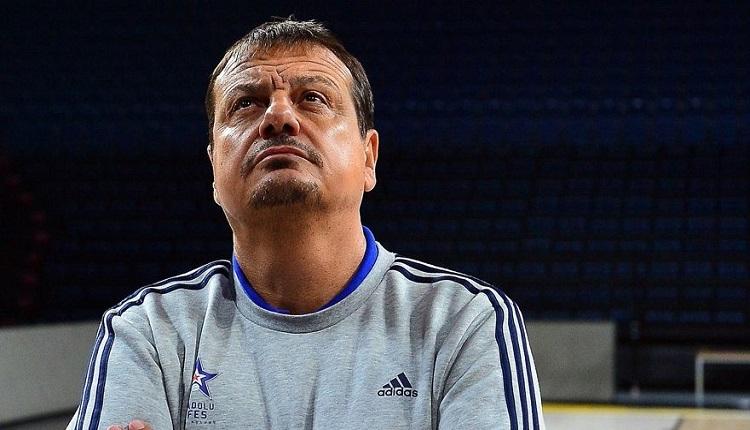 Ergin Ataman'dan Fenerbahçe'yi ayağa kaldıracak sözler!
