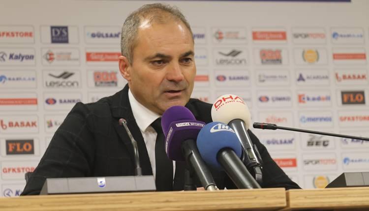 Erkan Sözeri: 'İnanmış bir takımız'