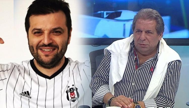 Erman Toroğlu'na Beşiktaş'ta Candaş Tolga Işık'tan canlı yayında cevap!