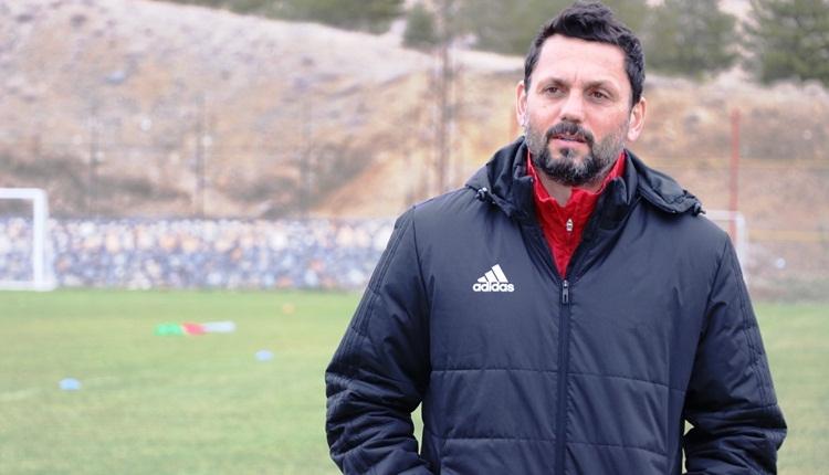 Erol Bulut: 'Yeni Malatyaspor kadrosu benim istediğim gibi değil'