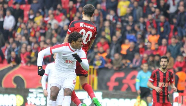 Eskişehirspor 1-4 Gazişehir maçı özeti ve golleri (İZLE)