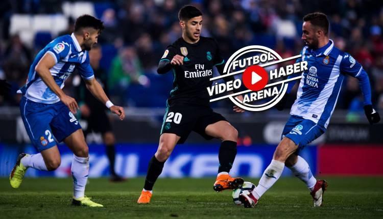 Espanyol 1-0 Real Madrid maçı özeti ve golü (İZLE)