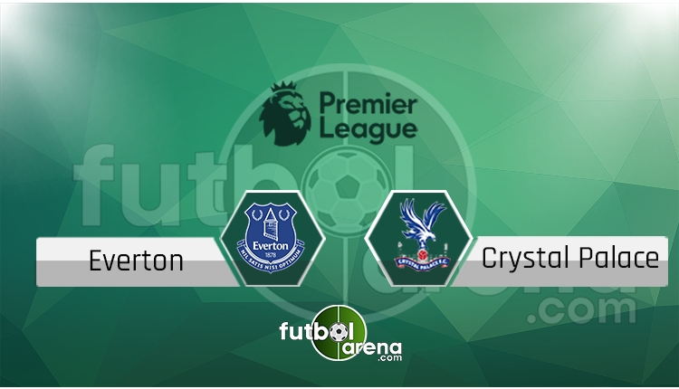 Everton Crystal Palace maçı saat kaçta, hangi kanalda? (İddaa Canlı Skor)