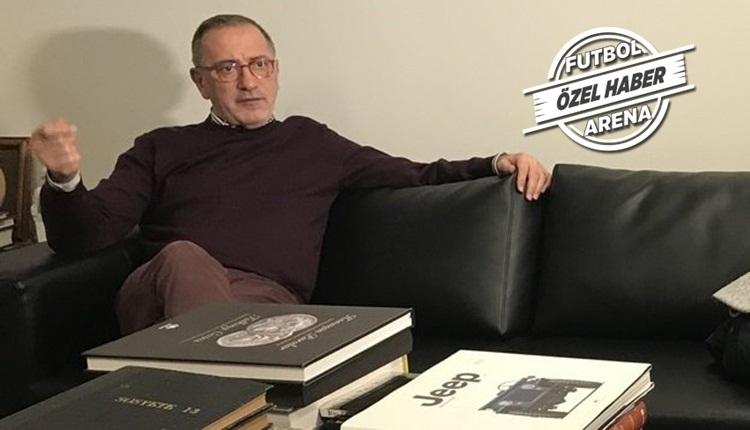 Fatih Altaylı, Galatasaray zirvesinde söz aldı! Mustafa Cengiz'e tavsiye