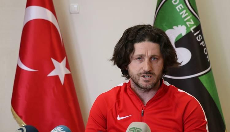 Fatih Tekke: 'Denizlispor'u zor durumdan çıkaracağız'