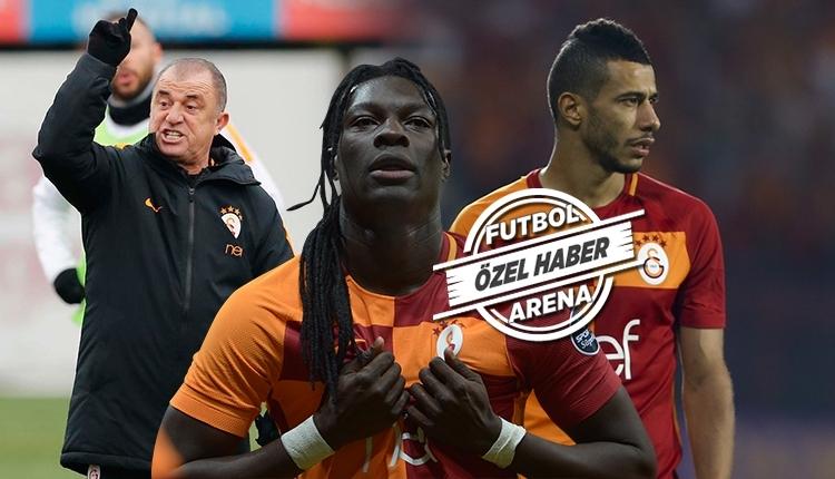 Fatih Terim, Bursaspor maçının ilk 11'ini belirledi