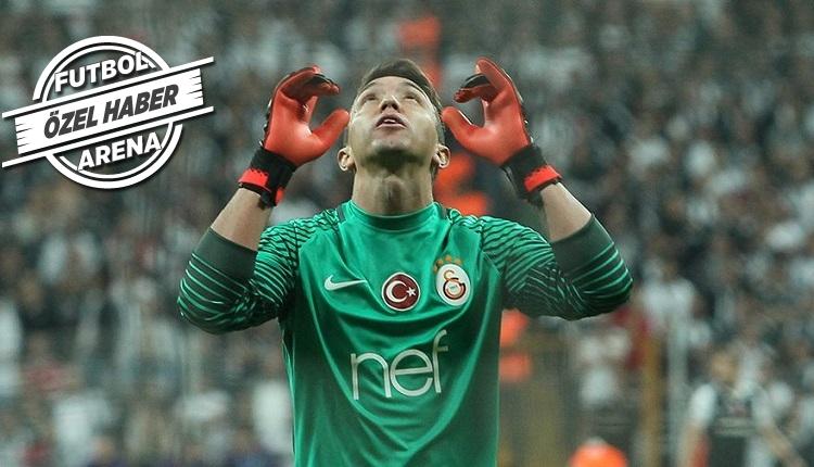 Fatih Terim kararını verdi! Galatasaray - Antalyaspor maçında Muslera'nın yerine...