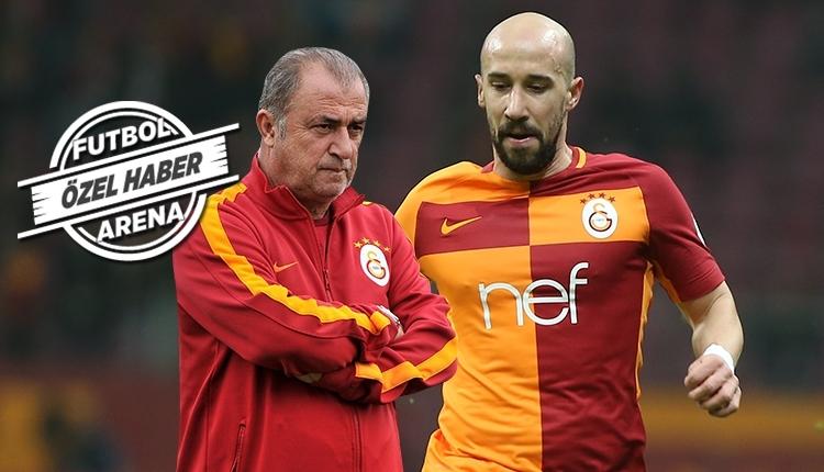 Fatih Terim, Latovlevici'yi takımdan gönderiyor