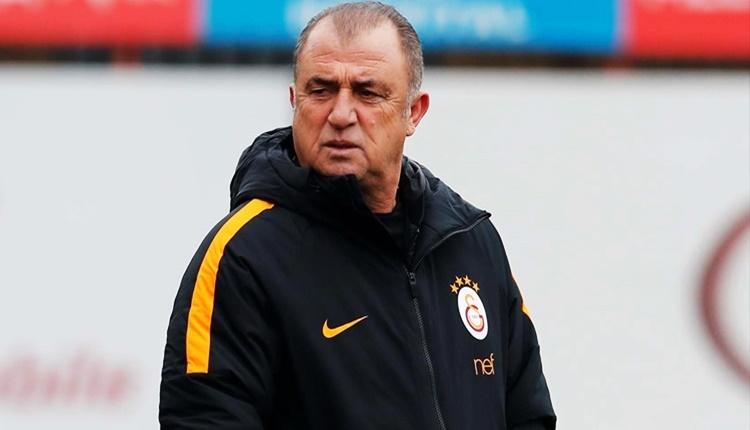 Fatih Terim'den Akhisarspor maçı öncesi yeni plan