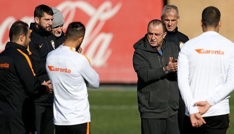 Fatih Terim'den Antalyaspor maçına özel taktik