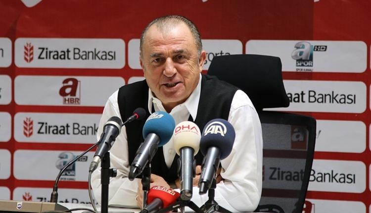 Fatih Terim'den canlı yayında uyarı: 'Futbolcular...'