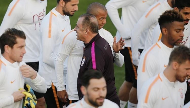 Fatih Terim'den futbolculara çığır açacak uygulama