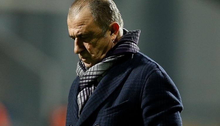Fatih Terim'den Kasımpaşa maçı sonrası itiraf