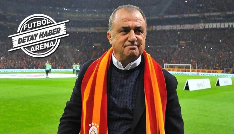 Fatih Terim'e iç sahada Antalyaspor dur demişti