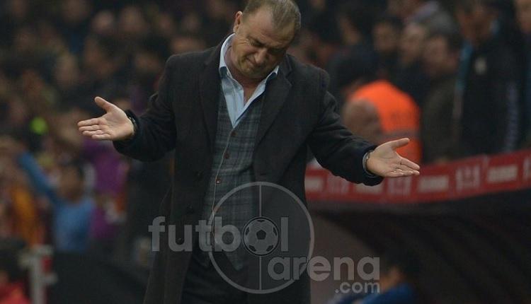 Fatih Terim'in Konyaspor maçında hakeme tepkisi