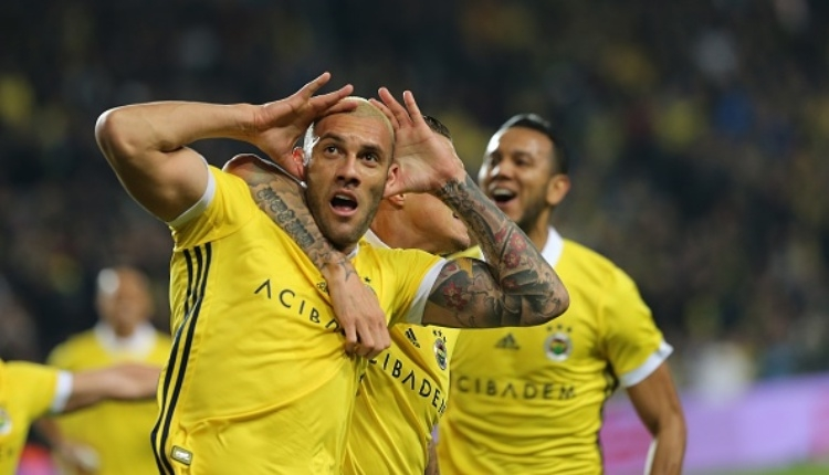 Fenerbahçe, Beşiktaş derbisine yüksekten bakıyor