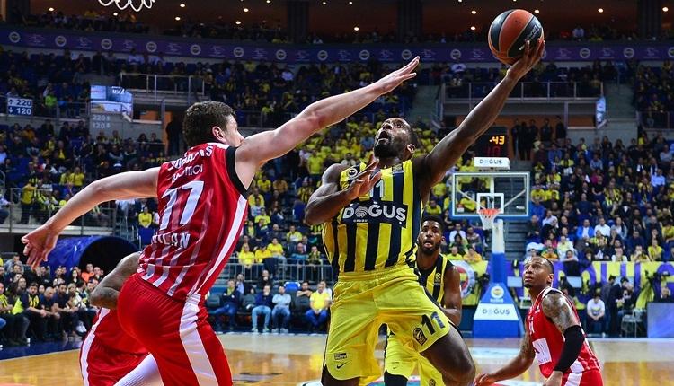 Fenerbahçe Doğuş, Olimpia Milan'ı devirdi