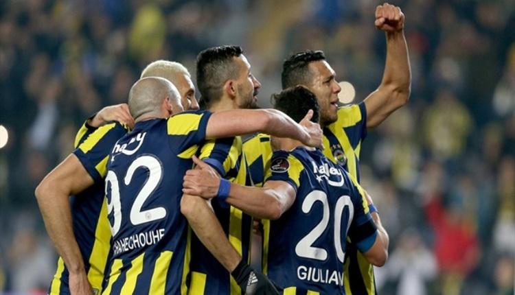 Fenerbahçe'de galibiyetin anahtarı ilk yarıda gizli