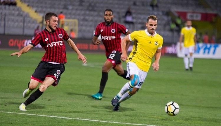 Fenerbahçe ile Gençlerbirliği 90. kez karşı karşıya gelecek