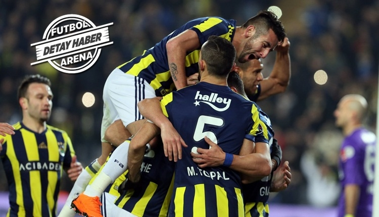 Fenerbahçe, Süper Lig'de yenilmiyor! Müthiş seri