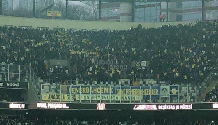 Fenerbahçe taraftarlarından Süleyman Seba'ya küfür