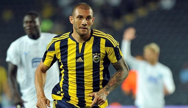 Fenerbahçe'de Fernandao: 'Brezilya Milli Takımı'nda oynama hayalim yok'