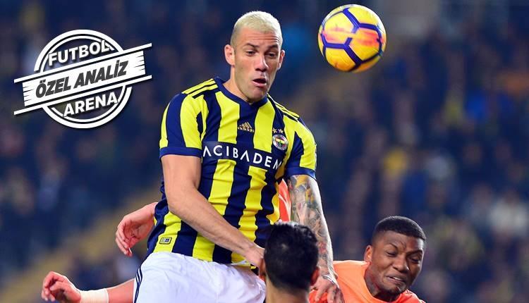 Fenerbahçe'de Fernandao farkı! Süper Lig'in en iyisi...