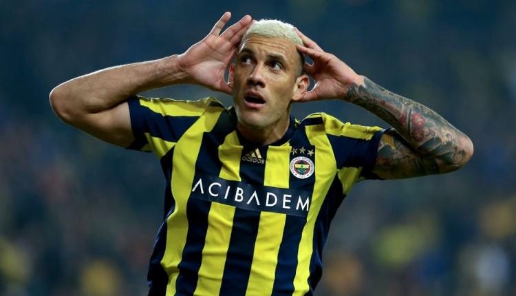 Fenerbahçe'de Fernandao gol sevincinin sırrını açıkladı