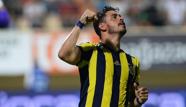 Fenerbahçe'de Giuliano sevinci
