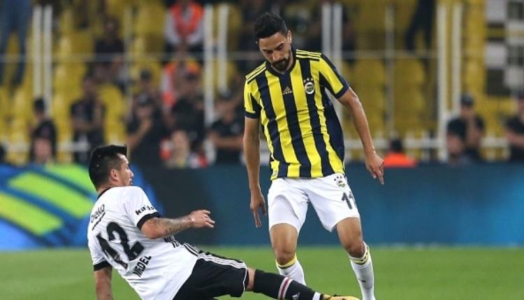 Fenerbahçe'de Mehmet Ekici sahalara geri dönüyor