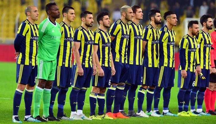 Fenerbahçe'de sakatlar geri döndü! Şener ve Neto...