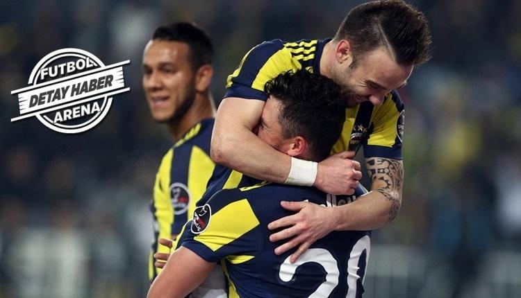 Fenerbahçe'de skor yükünü yabancılar çekiyor! İnanılmaz rakam