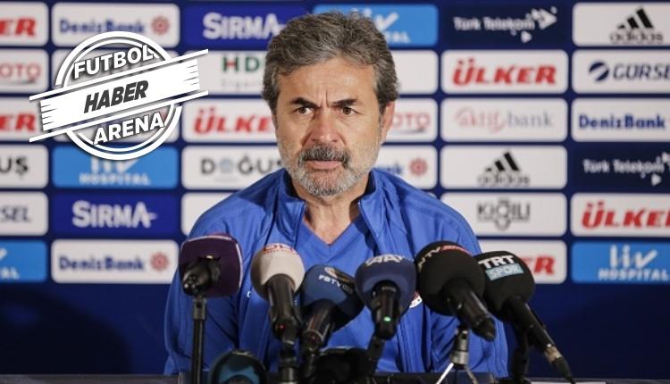 Fenerbahçe'de yönetim ile Aykut Kocaman arasında transfer anlaşmazlığı