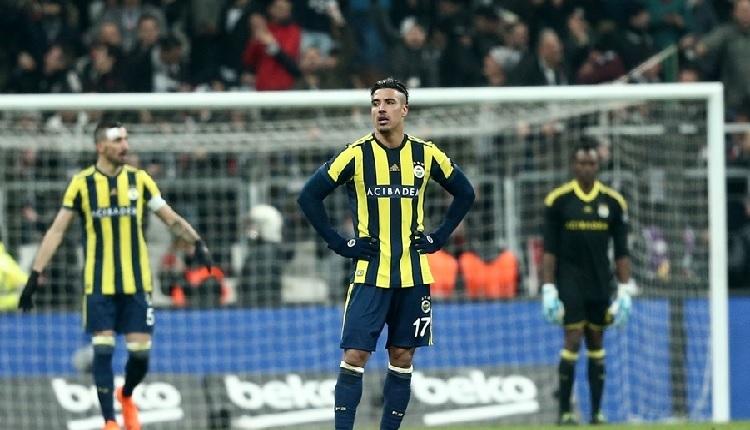 Fenerbahçeli futbolcular Beşiktaş derbisinde primden de oldu