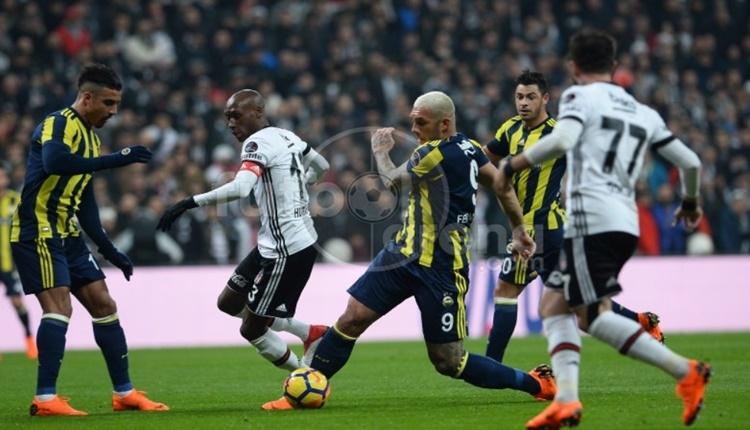 Fenerbahçe'nin 15 maçlık yenilmezlik serisi bitti