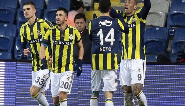 Fenerbahçe'nin Başakşehir maçındaki galibiyet sırrı ortaya çıktı