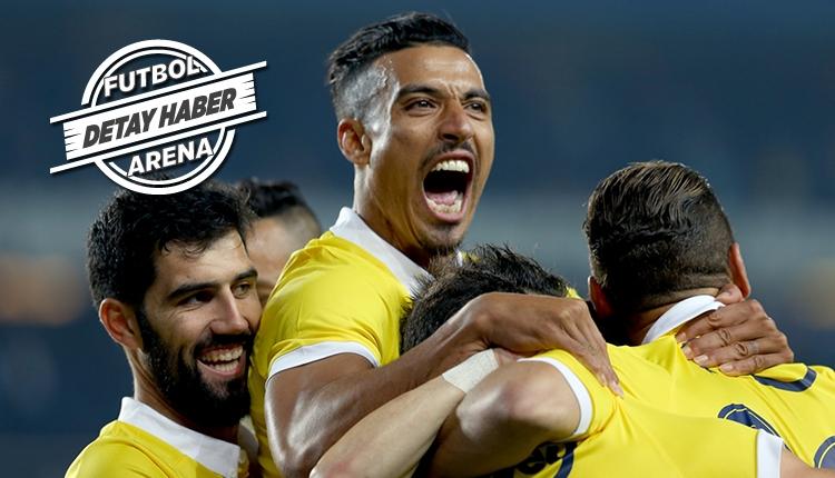 Fenerbahçe'nin iç saha yıldızı Nabil Dirar