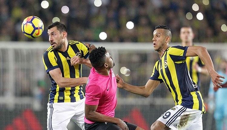 Fenerbahçe'ye Luis Neto ve Şener'den iyi haber