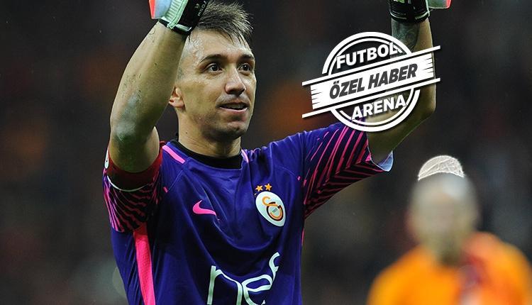 Fernando Muslera, Karabükspor maçında oynayabilecek mi?