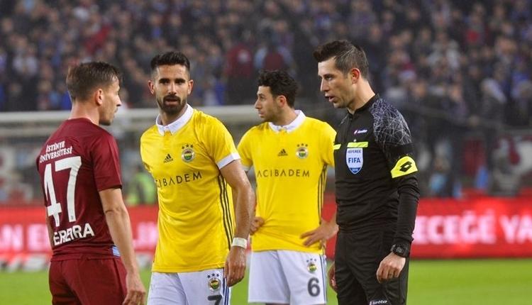 FIFA'dan hakem Ali Palabıyık'a milli maç görevi