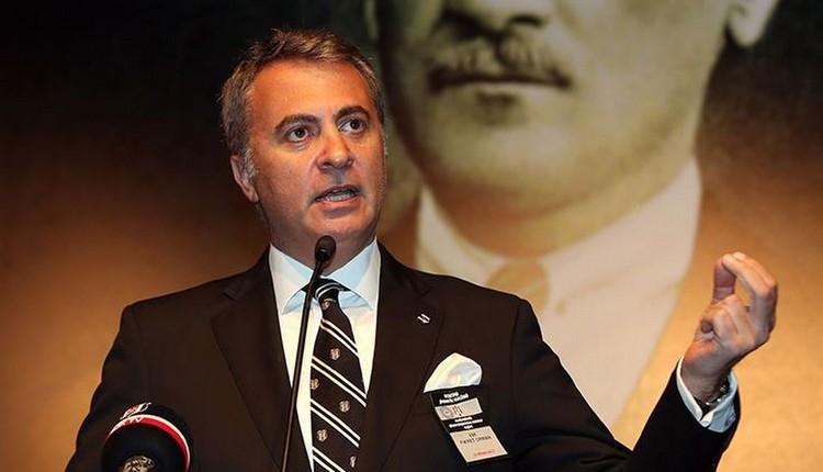 Fikret Orman: ''Galatasaray ve Fenerbahçe'yi UEFA çağırdı''