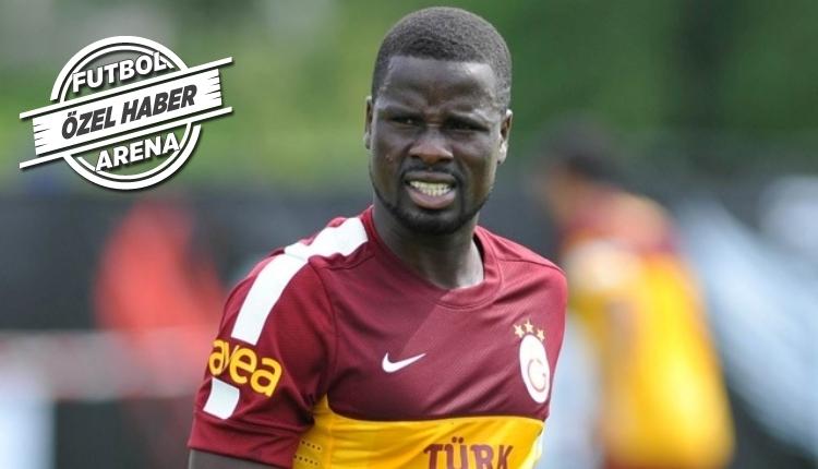 Florya'ya beklenen Emmanuel Eboue apar topar ülkesine gitti