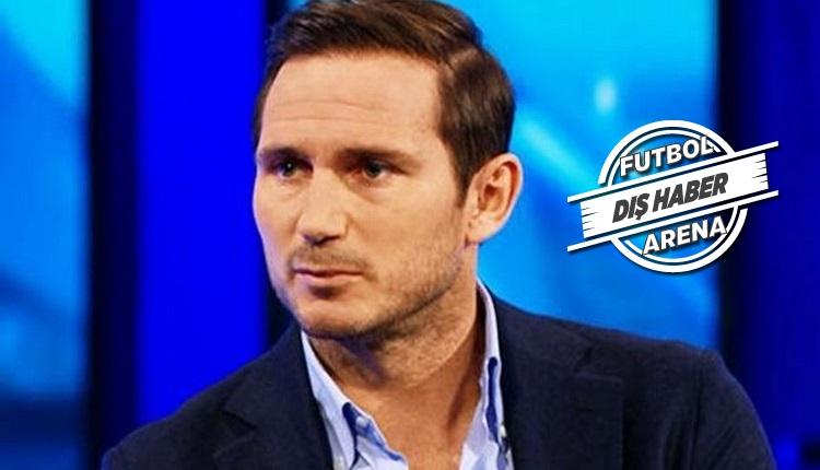 Frank Lampard'dan Pogba'ya mesaj: