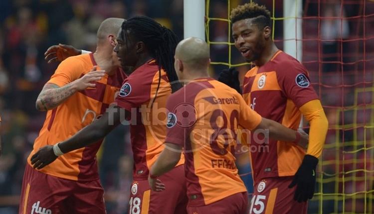 Galatasaray, 6 haftalık hasreti bitti